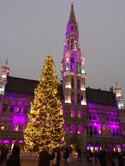 2016年のクリスマスはドイツ&ベルギー ★ ブリュッセル・フランクフルト&モスクワ編★