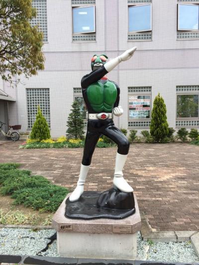ヒーローたちに逢いに石巻の石ノ森萬画館へ、2017年6月