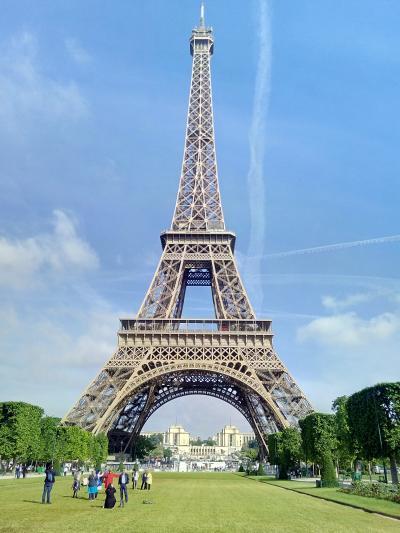 フランス語と1人旅(2日目 パリのベタ観光)