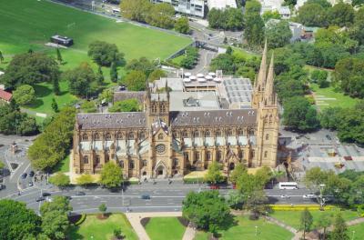 「DAWN PRINCESS 号」に乗ってニュージーランド周遊と少しだけシドニー その2 シドニー街歩き