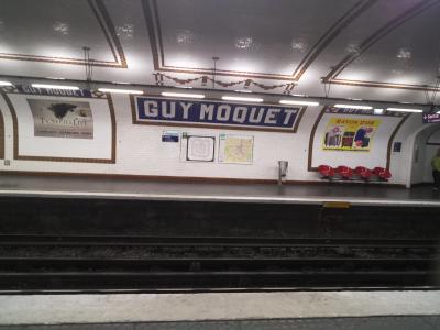 フランス語と1人旅(パリの交通)