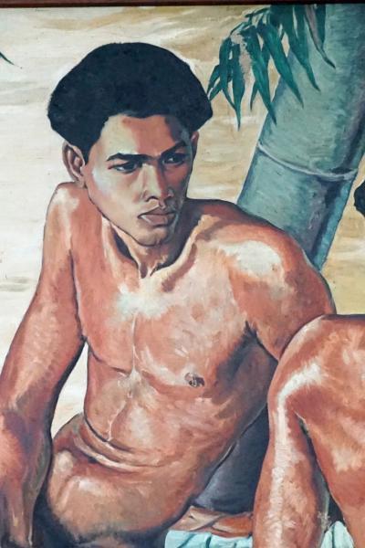 灼熱のスリランカ(26) ジェフリー・バワの兄ベヴィス・バワのラビリンス、沈美なブリーフ・ガーデンに彷徨う。