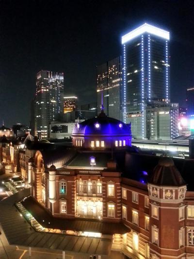 東京・関西・韓国【1】 東京・成田 フレンチ三昧 似非セレブの一日