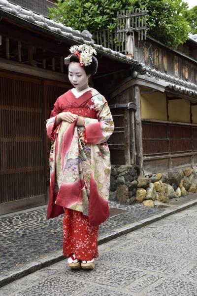 JR東海のEX-ICを利用して、京都 祇園周辺をぶらり散策の旅 (*^-^*)