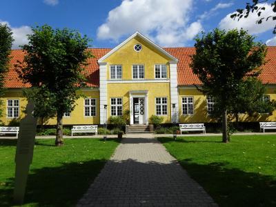 夏のデンマーク旅行その2・シルケボーでトルンドマンと淡水魚を見る