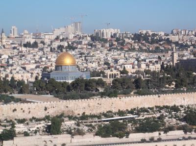 中東サプライズ④ 聖地エルサレム