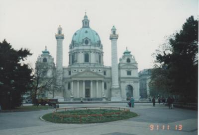 1991年のウィーン