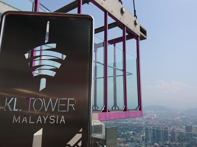【2017年 マレーシア】娘に会いにマレーシアへ、でも勝手にブラブラ その19 11日目体調は悪いけどKLタワーにリベンジしてから帰国する
