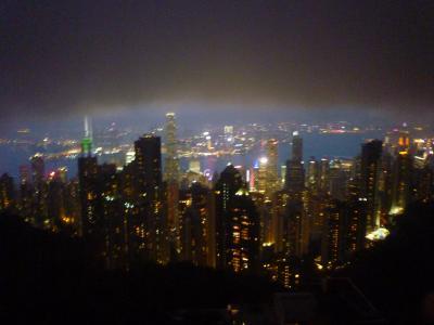初めての香港旅行
