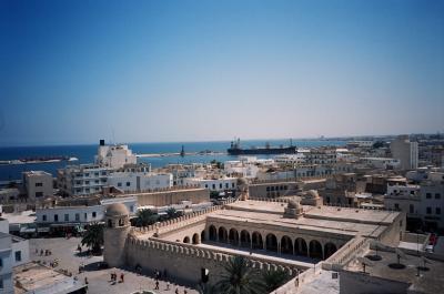 2003年8月、駆け足で地中海を縦断、チュニジア、マルタ、シチリアへ②(スース、エルジェム)