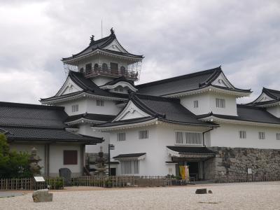 梅雨入り前の富山旅行 最終日は富山市内の観光です