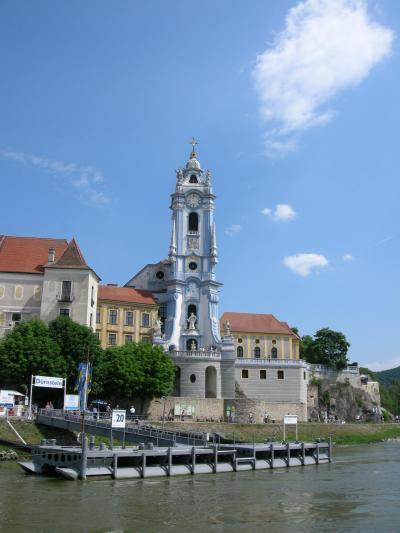 中欧10日間の旅 その5 メルク~ヴァッハウ渓谷クルーズ~ウィーン観光