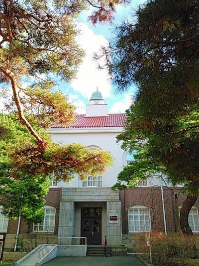 170211東北学院大学隣、東北大の歴史あるキャンパスを歩く ~仙台おっかけ旅行第三弾~