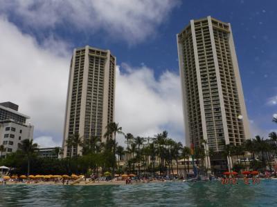 2016年8月母子のみ最高のハワイ旅行♪