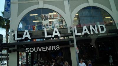 LA LA LAND は夢と渋滞の街:アメリカ旅行記 Scene1and 10:ロサンゼルス