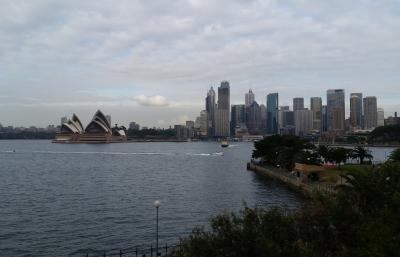 遠いッ!オーストラリア (4)