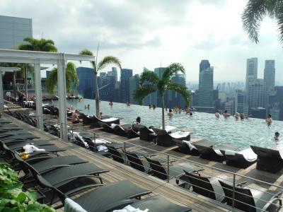 2017年6月 夫婦で行くシンガポール2泊4日の旅 その1