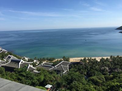 ホテルステイを楽しむベトナムリゾート旅 5泊6日 Vol.1 羽田出発からダナンホテルチェックインまで