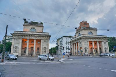 イタリア三都市 + イストラ半島ドライブ #1 : 旅のプロローグ、ミラノ街歩き