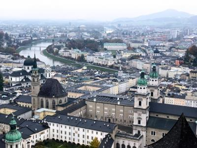 世界遺産の街 憧れのザルツブルクへ