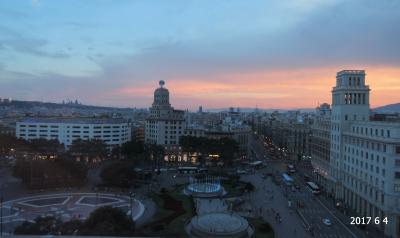 妻と行くスペイン(番外-1) スペイン旅行者の強~い味方、デパート El Corte Inglés & マックに助けられる
