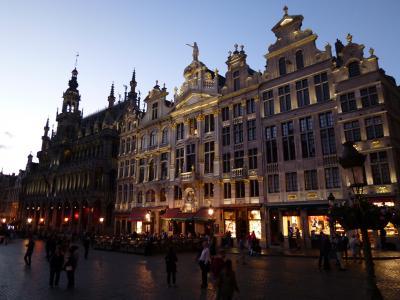 オランダ・ベルギーのんびり散歩旅④ブリュッセル