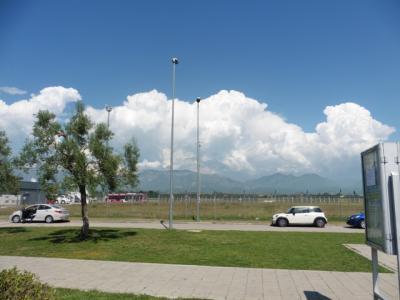 バルカンの空は碧かった     アルバニア(ティラナ・サランダ)→マケドニア(スコピエ・オフリド)→アルバニア(ティラナ・ベラティ)