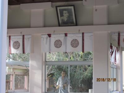 薩摩・大隅の旅(14)南洲神社。