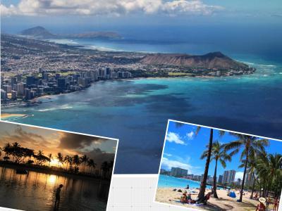 7度目のオアフ島・デルタビジネス&アラモアナホテル 6泊8日一人旅