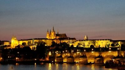 プラハ のんびり旅