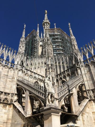 2017年5月 ミラノ大聖堂を中心に街歩き