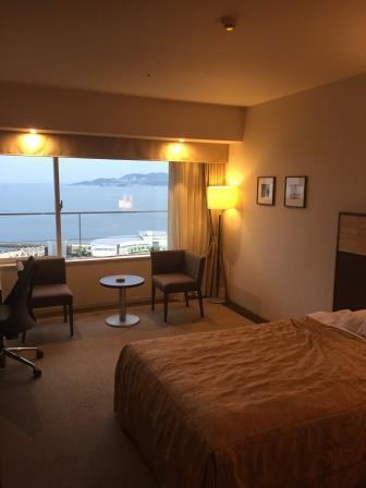 淡路島の酵素風呂と舞子浜のリゾートホテル(後編)