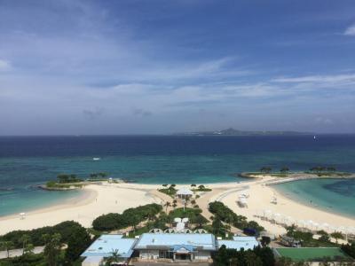 美ら海とホテルオリオンモトブリゾート&スパを満喫 初日
