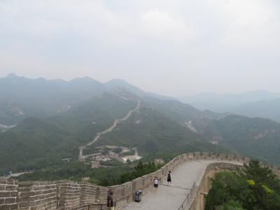 総額3.6万円で行ってきた北京5日間一人旅 3日目 万里の長城へ行ってみた