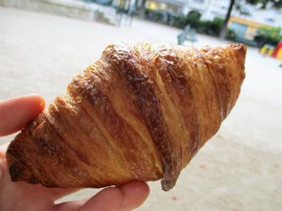パリ旅行4日目 ~絶品クロワッサンにボリューミーガレット、最後の晩餐 前編~