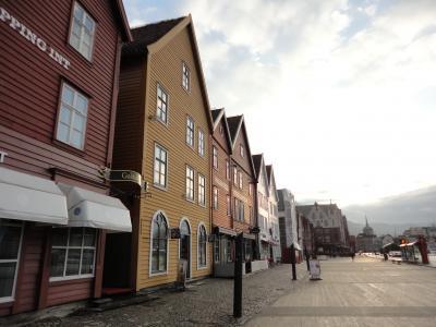 フィンエアーで行く厳冬のノルウェー ~オスロ フロム ベルゲン トロムソ~ その3