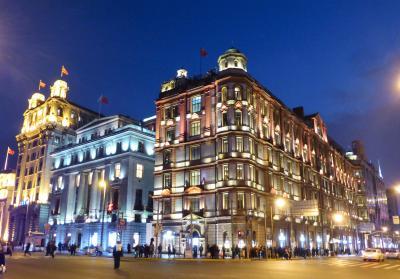 中国 / 上海  10年ぶりの上海は大きな変貌を遂げていた