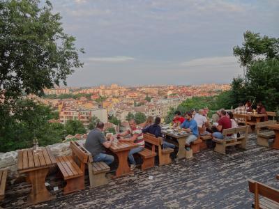 ブルガリア・ルーマニア2300Km巡り旅 ⑧プロヴディフ街歩き