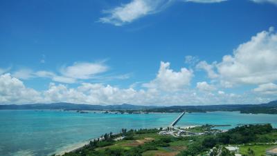 母と行く、沖縄本島めぐり!