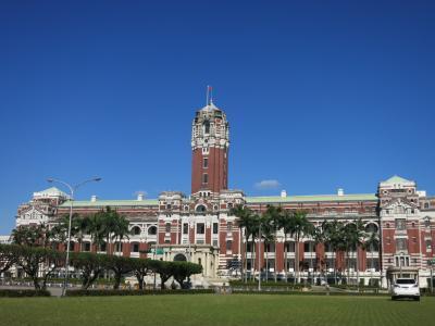 台湾の素敵な建物巡り ~日本統治時代の建物を中心として~ 【台北 Part2 台北駅南側(二二八公園一帯の官庁街)】