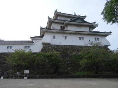 見どころが多い和歌山城まで