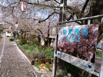 夫婦旅行 その1、 和倉温泉から輪島へ