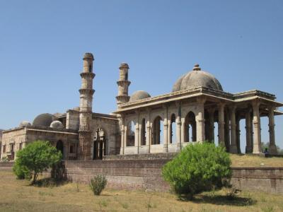 インドの見残し世界遺産チャンパネールに
