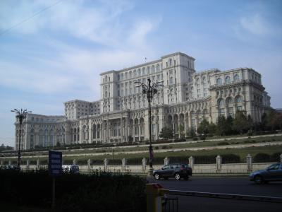 2012年10月 ルーマニア2つの世界遺産~マラムレシュの木造教会群&ブコヴィナの5つの修道院 9日目/10日目 ブカレストその2
