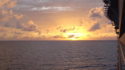 初めてのクルーズ! GWはカリビアンアイランドを巡る船旅へ。ハーモニー オブ ザ シーズ出港 ―Caribbean cruise―
