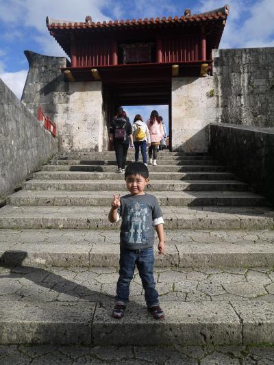 JALパック「沖縄をあそぼう」で行く3度目の家族沖縄旅行は家族が増えて更に3世代旅行となりました。その2