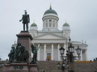 サンクトペテルブルクと北欧・バルト海4ヵ国周遊クルーズ(ヘルシンキ)