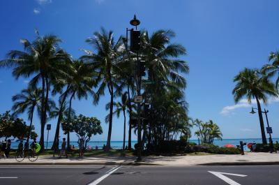 まったりハワイ2017 その1