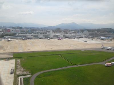 ただ今、JALで移動中(*^-^*)  第三十一弾>>>>猛暑の東京から梅雨明けした?「博多・祇園山笠・追い山」の街へ!!(=^_^=)