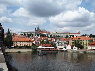恒例!夏の男一人旅!今年はチェコとクロアチアへ<前編>プラハ街歩きの巻